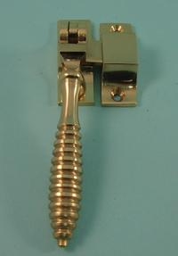 THD132 Reeded Casement Fastener with Hook Plate Version