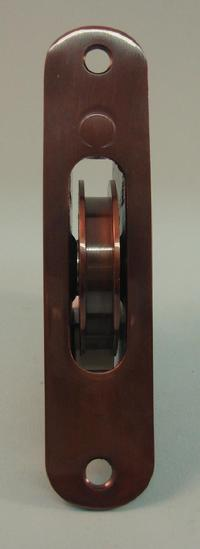 "THD138/BRO 2"" BB Pulley - Radius - Bronze"