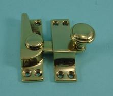 THD099 Straight Arm Fastener - Raised Round Knob - Standard: Non-Locking