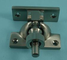 THD161/SNP Brighton Fastener - Standard - Non Locking in Satin Nickel