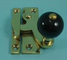 THD108CB Claw Fastener - Ceramic - Black Knob - Non Locking