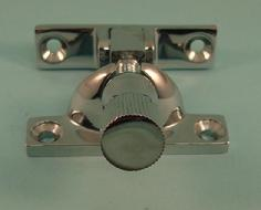 THD185M/CP Modern Brighton Fastener - Small in Chrome Plated