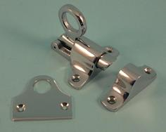 THD236/CP Fanlight Catch in Chrome Plated