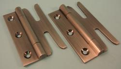 THD189 Simplex Hinges in Antique Nickel