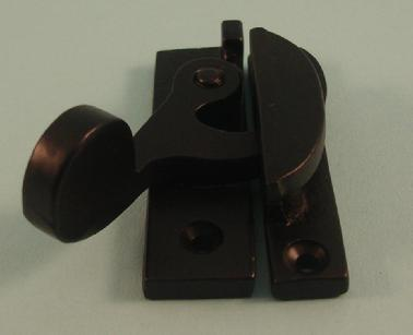 THD223 Claw Fastener - Black Antique - Non locking
